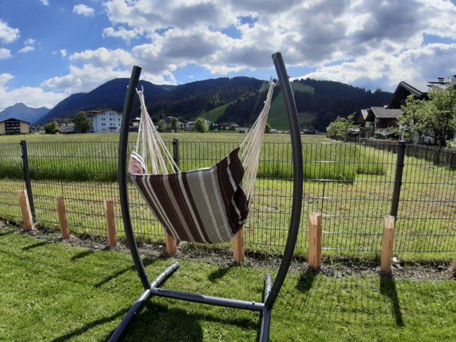 Relax in unserem Garten - Atempause appartements
