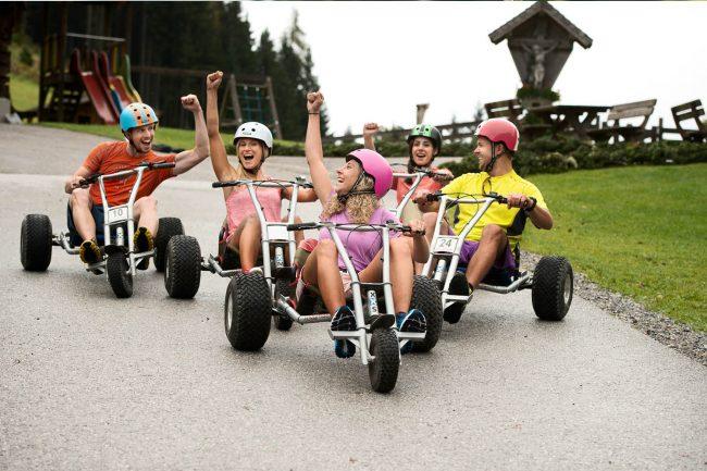Funsport - Sommerurlaub in Flachau - Appartements Atempause