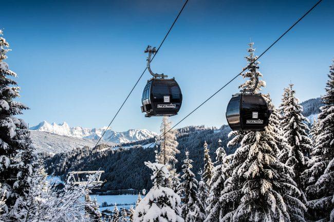 Skifahren im Snow Space Salzburg - Appartements Atempause